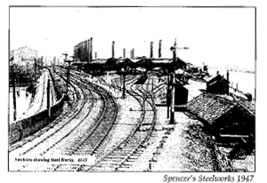 Spencer's Steelworks