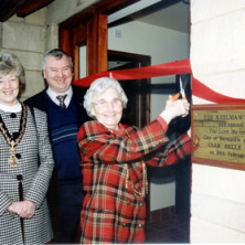 Opening the Keelman's Lodge