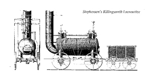 George Stphensons Engine