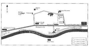 Old Newburn Map 3